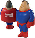 Super Hero Stress Balls
